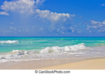 Eternity - barbados coastline