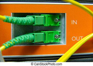 ethernet, cables