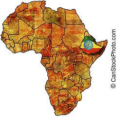ethiophia old map