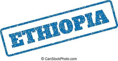 Ethiopia Rubber Stamp
