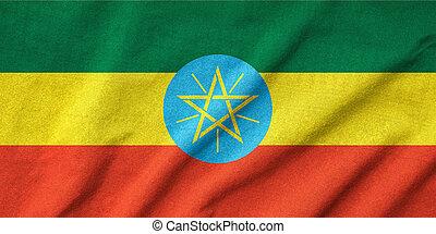 ethiopia signalent, a froissé