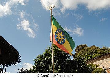 ethiopian flaf