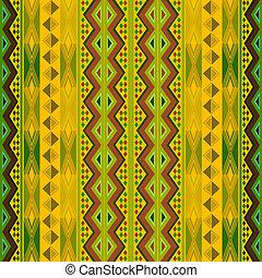 ethnic background, geometric pattern illustration