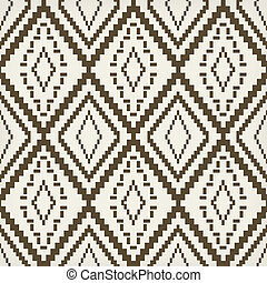 Ethnic brown old texture