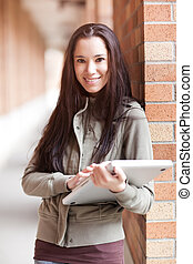 Ethnic college student