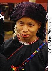 Ethnic Dao Mang Female