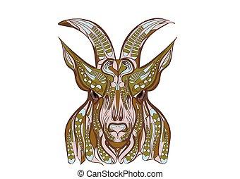 ethnic goat
