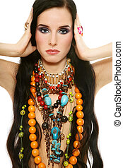 Ethnic jewels