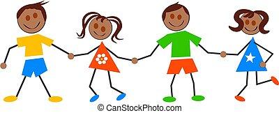 Ethnic Kids - more happy kids of ethnic origin