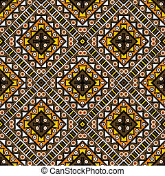Ethnic motifs background