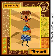 ethnic pattern c pretty woman