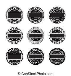 Ethnic Pattern Designer sign