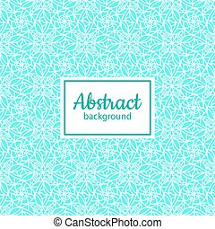Ethnic vector geometry seamless pattern background