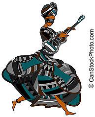 ethnique, chanson
