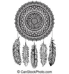 ethnique, rêver preneur