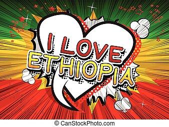 etiopia, amore