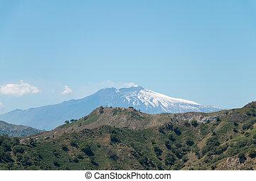 Etna, monter
