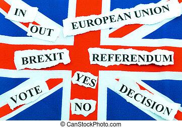 eu, brexit, referendum, royaume-uni