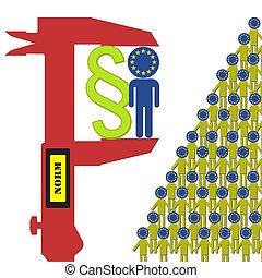 EU laws levelling down - European Standards prevents...