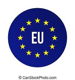 EU logo. European union