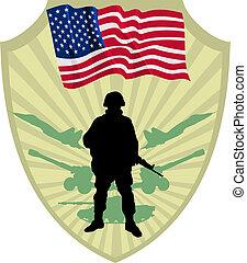 eua, exército