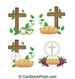 eucharistic, 秘跡