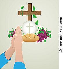 eucharistic, sacrement