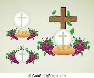 eucharistic, sakrament