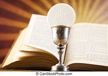 eucharistie, communion, sacrement