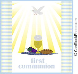 eucharistie, saint