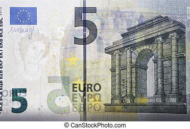 euro, 5