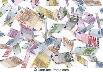 euro, air