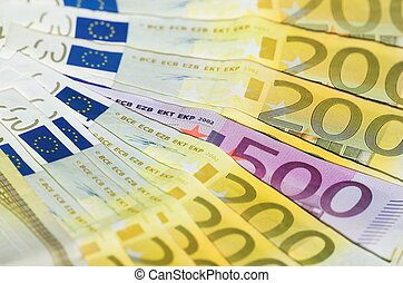 euro antecknar