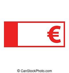 euro billet banque