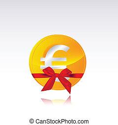 euro coin gift