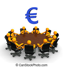 Euro Conference Table