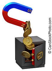 euro confiscation