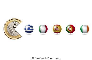 euro, crise