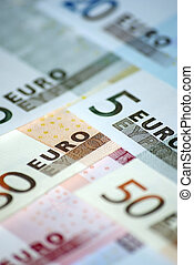 Euro Currency. Concept.