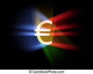 euro, festeggiare