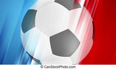 Euro Football Championship video animation