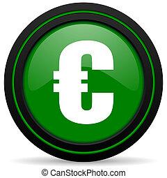 euro green icon