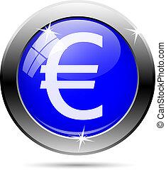 euro, ikona