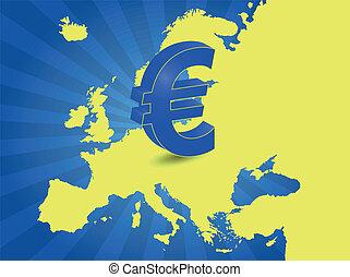 euro maps
