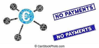 Euro Payments Mosaic and Distress Rectangle Seals - Mosaic ...
