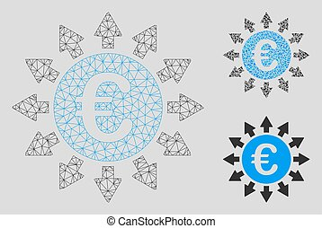 Euro Payments Vector Mesh Network Model and Triangle Mosaic ...