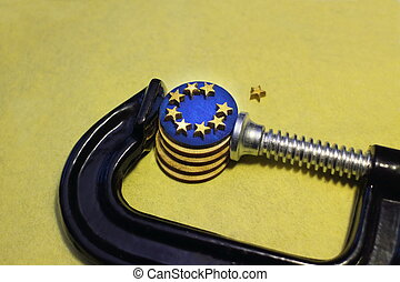 euro pressure crisis of the European Union