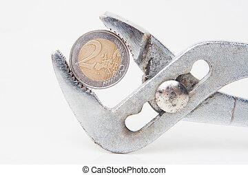 euro pressure