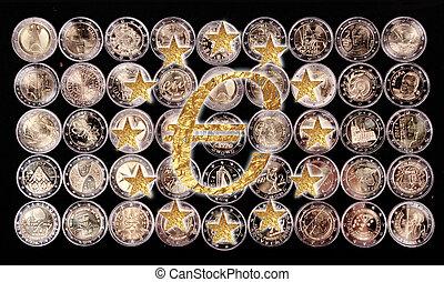 Euro, señal