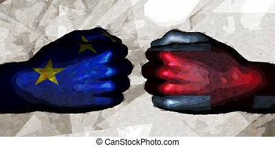 Euro vs UK